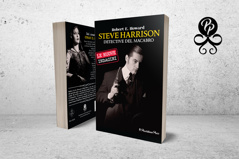 Le nuove indagini di Steve Harrison