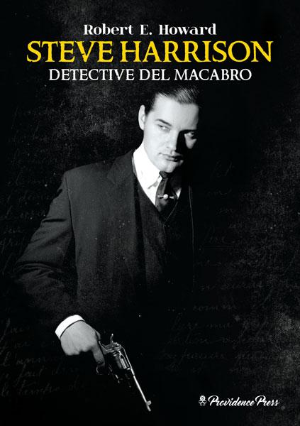 Steve Harrison Detective del Macabro