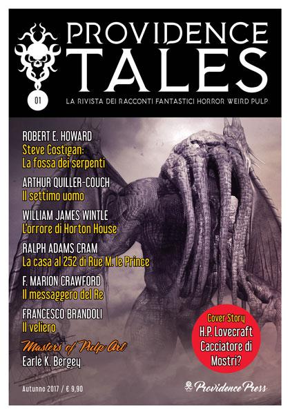 Providence Tales numero 1