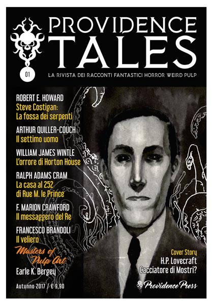 Providence Tales 1 ristampa