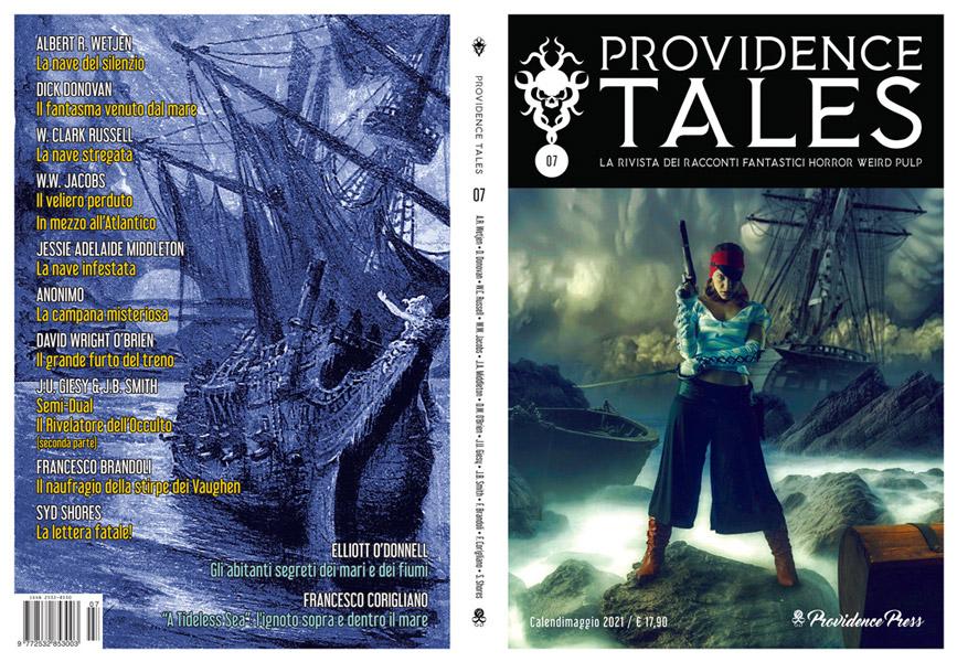 Providence Tales 7 full
