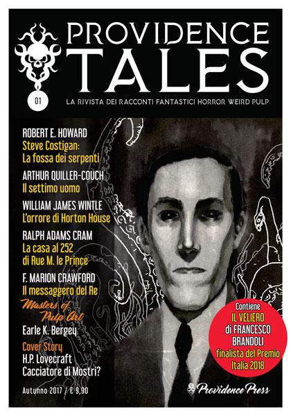 Providence Tales 1 seconda ristampa