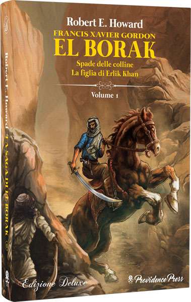 El Borak 1 Robert E. Howard