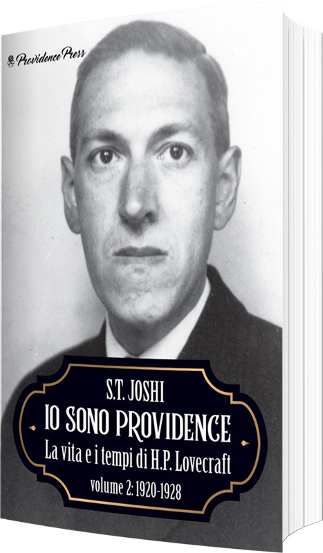 Io Sono Providence volume 2