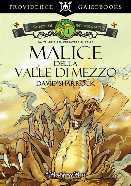 Malice della Valle di Mezzo: il librogame