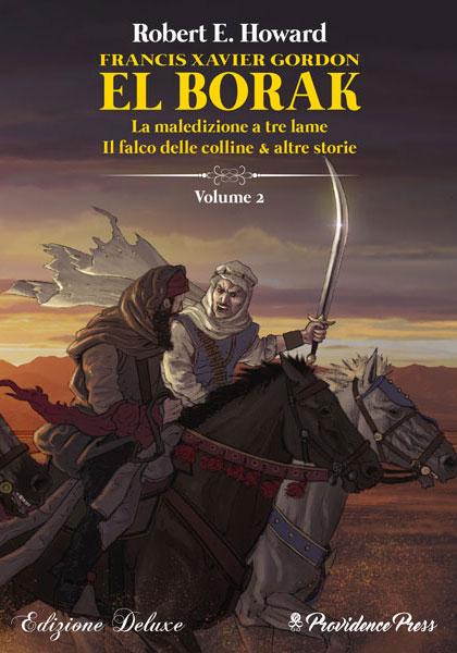El Borak volume 2