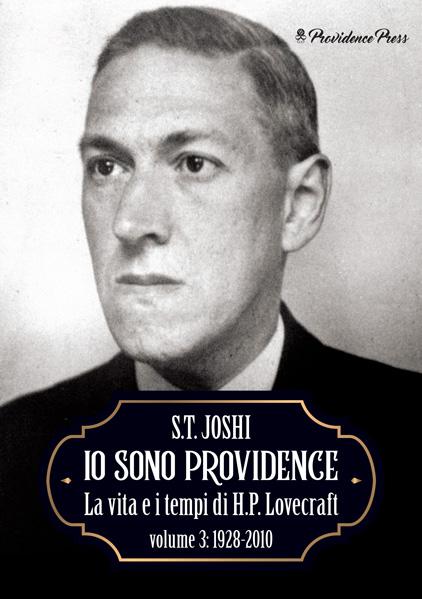 Io Sono Providence volume 3